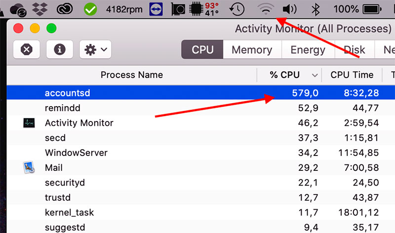 why is my macbook pro is slow
