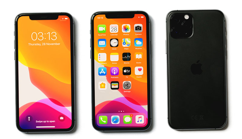 how to turn off iphone11