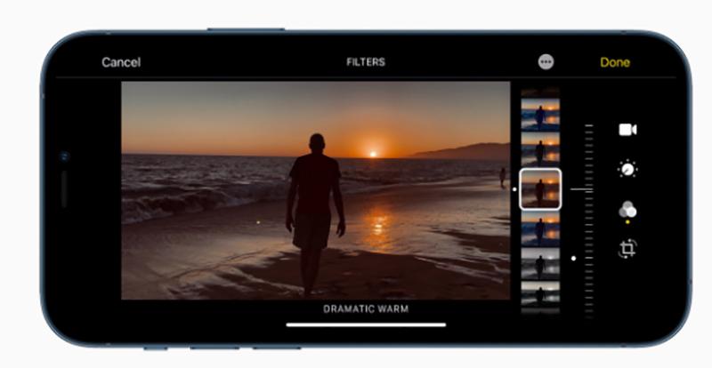 camera of iphone 12 pro max
