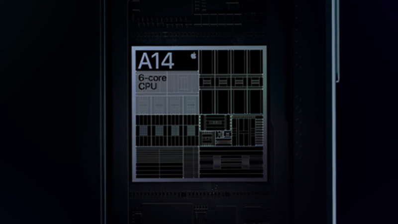 processor of iphone 12 pro max