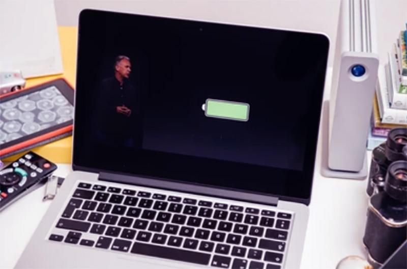 battery og new macbook pro
