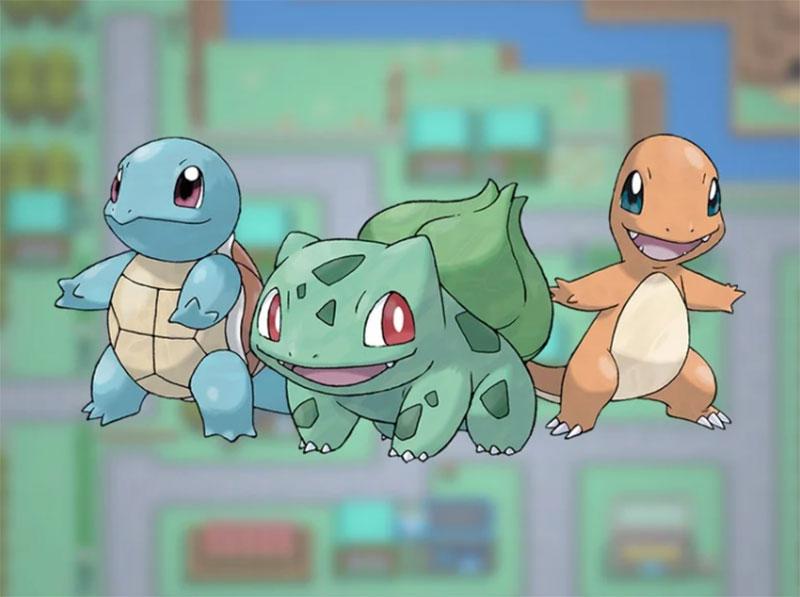 first generation of shiny pokemon go