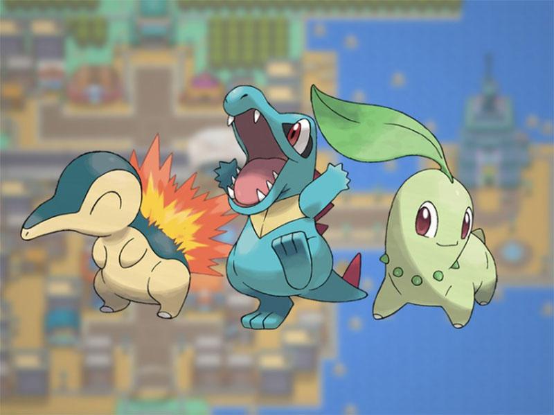 second generation of shiny pokemon go