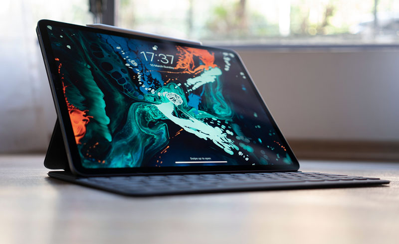 iMac Keyboard: iPad version