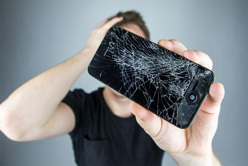 Device broken or lost
