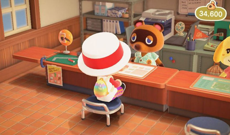 TOM NOOK IN RESIDENT SERVICES