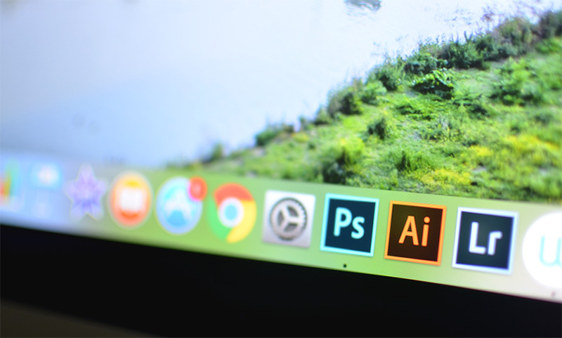 Use apps on your iMac.