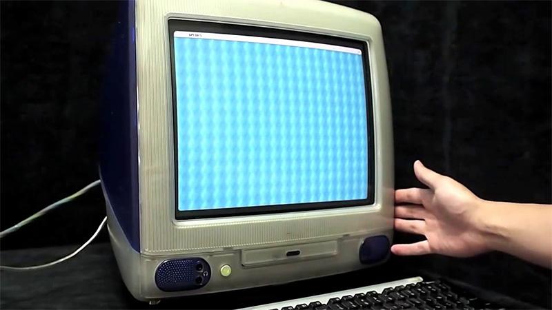 Tray loading iMac