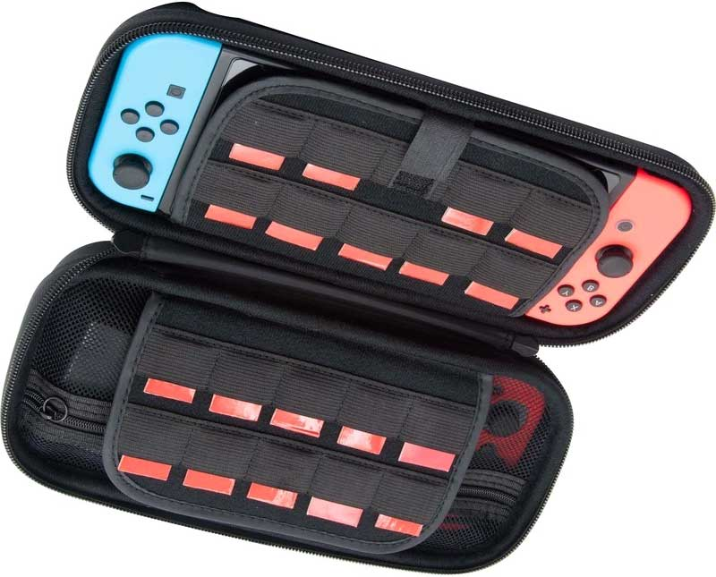 Nintendo switch case: butterfox carrying case