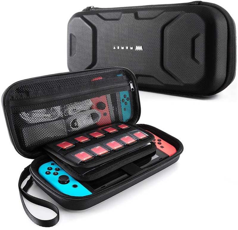 Nintendo switch case: mumba carrying case