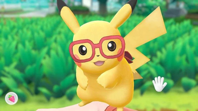 Pokemon let's go Pikachu! kanto trip