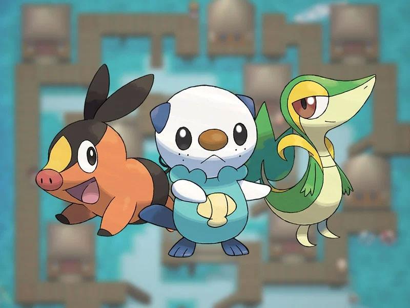 pokemon go shiny 5th generation