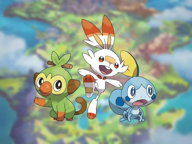 pokemon 8th generation