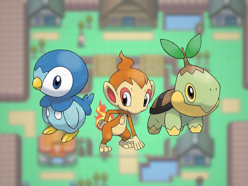 pokemon go shiny 4th generation
