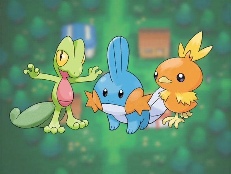 third genration of shiny pokemon go