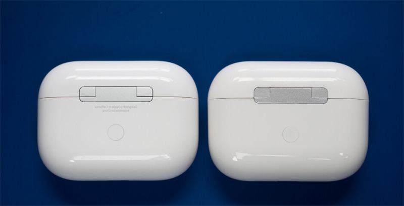 Fake AirPods: AirPods case