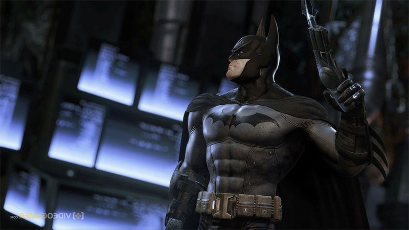 Batman return to Arkham: Improvements.