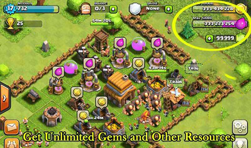 Clash of clans hack: Clash Of Clans