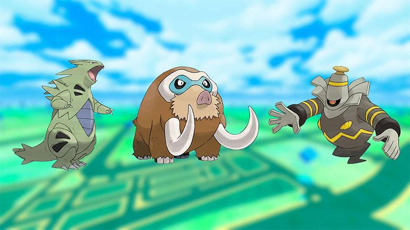 cliff pokemon go: Dusknoir counters