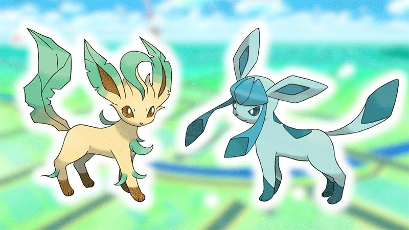 eevee evolution pokemon go: How does one evolve more Glaceon or Leafeon in Pokemon Go?