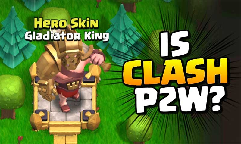 Clash of clans hack: Does clash of clans pay to win?