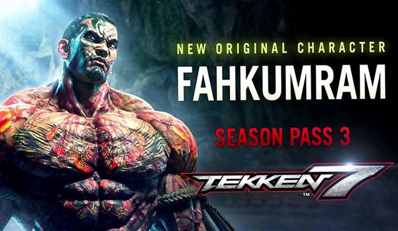 Tekken 7 characters: New characters