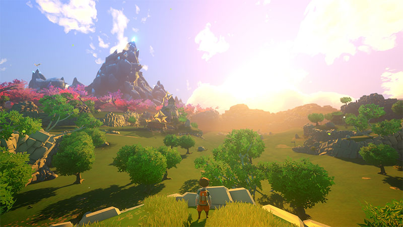 Games like animal crossing: Yonder: Cloud Catcher Chronicles