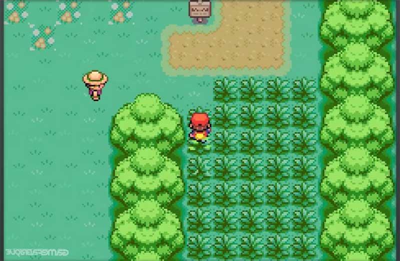 pokemon red fire