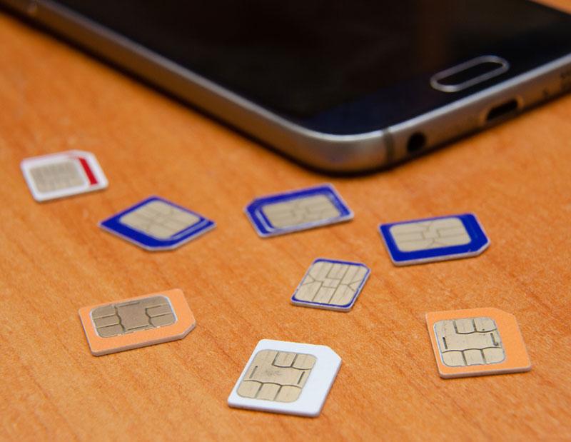 remove sim card
